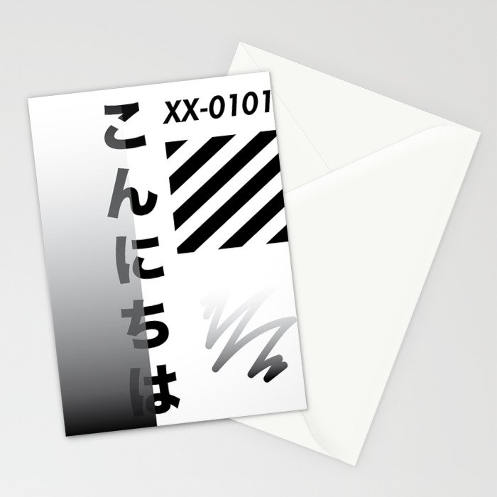 Japan // 2 Stationery Cards