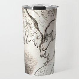 Wild Swans Travel Mug