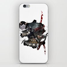 Kunoichi 3 of 4 iPhone & iPod Skin
