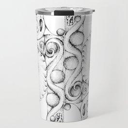 A Dragon Life Cycle Travel Mug