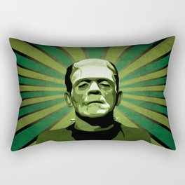 Frankenstein - Pop Art Rectangular Pillow
