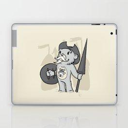 Don Quijoso de la Mancha Laptop & iPad Skin