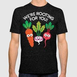 Motivegetable Speakers T-shirt