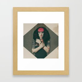 Etnia Framed Art Print