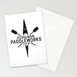 Schulman Paddleworks Stationery Cards