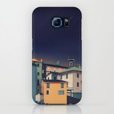 Castles at Night Slim Case Galaxy S6
