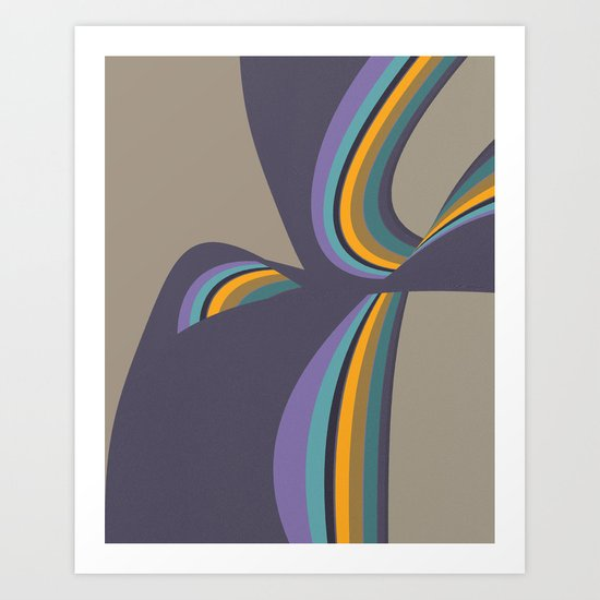 Textures/Abstract 24 Art Print