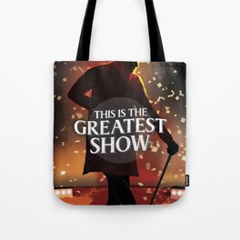 The Greatest Showman Tote Bag