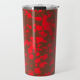 Circled in Red Travel Mug