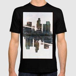 Landscapes c3 (35mm Double Exposure) T-shirt