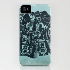 Cameras iPhone (4, 4s) Slim Case