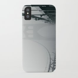 Grey St. Johns iPhone Case