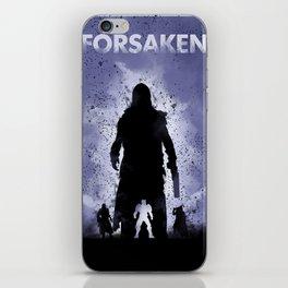 Forsaken Legend iPhone Skin