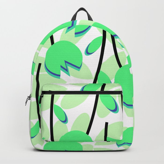 Floral simplicity Backpack