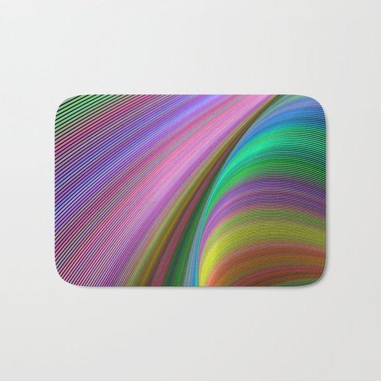 Rainbow dream Bath Mat