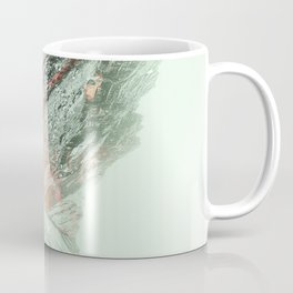 Snow Chalk Coffee Mug