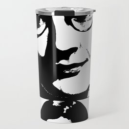 In The Cross-hairs of The Scope Travel Mug