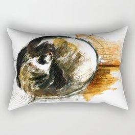 Little furet (c) 2017 Rectangular Pillow