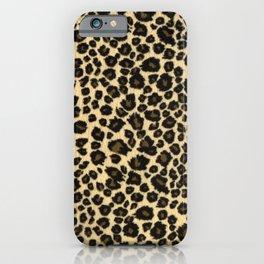 Leoprint iPhone Case