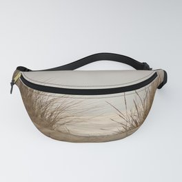 Whispering Grass Fanny Pack