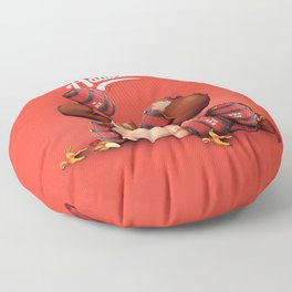16 Bit Addiction Floor Pillow