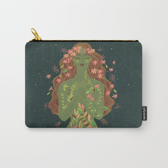 fall nymph Carry-All Pouch