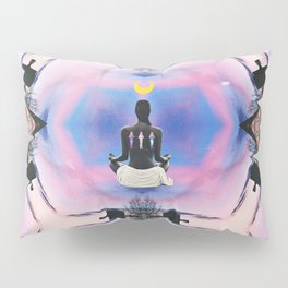 New Moon Dreaming Pillow Sham