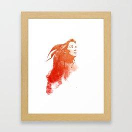 Espoir Framed Art Print