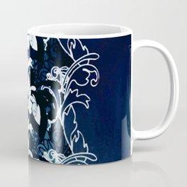 HALF TEAL Coffee Mug