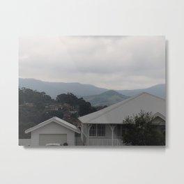 Hills of Illawarra Metal Print