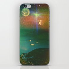 Stars In Your Eyes iPhone & iPod Skin