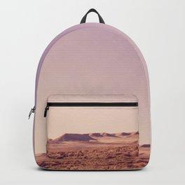 Desert Sand Dune Landscape Backpack