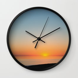 Apart from whether I like it or not, I don't reject thinking about things that aren't logical Wall Clock