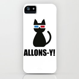 Allons-y ! iPhone Case