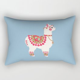 The Alpaca Rectangular Pillow