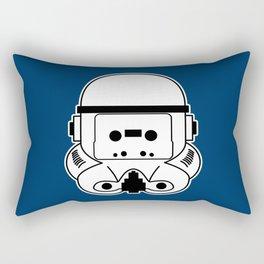 Cassette Trooper Rectangular Pillow