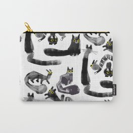 Cats on Cats Carry-All Pouch