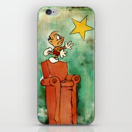 The Natural Philosopher  iPhone Skin