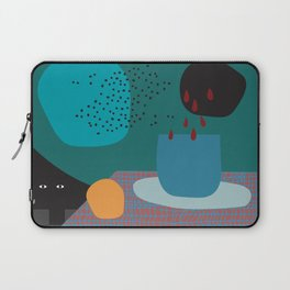 Afternoon at home Laptop Sleeve