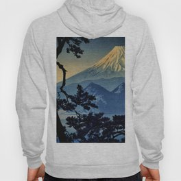 Seeing Far Within at Yonu Hoody