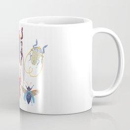 Stitches: Bugs Coffee Mug