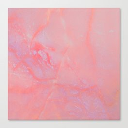 Summer Marble Canvas Print