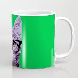 Warhol Cat 3 Coffee Mug