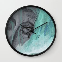 That Which is Lost Wall Clock