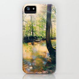 I Wish I Had A River I Could Sail Away On iPhone Case