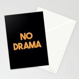 No Drama | Australian Slang  Stationery Cards