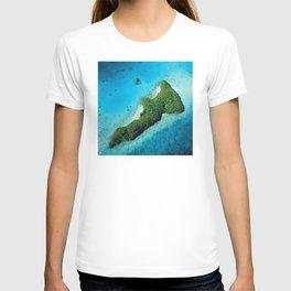 Palau Tropical Island: A Romantic, Secret Paradise T-shirt