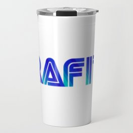 Sega Grafity Travel Mug