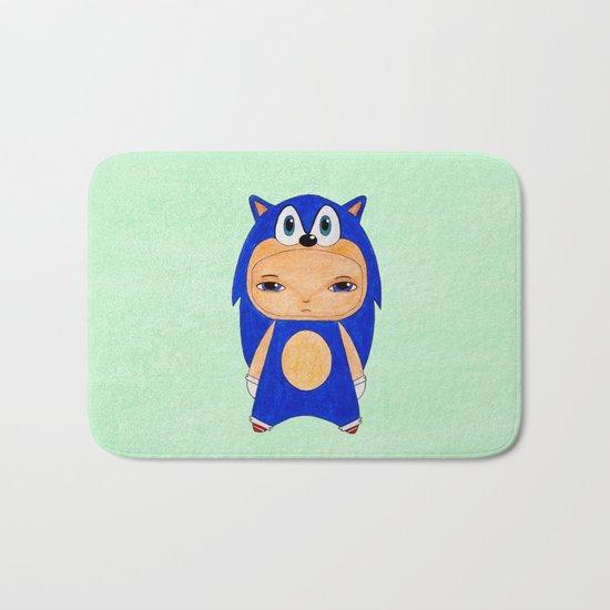 A Boy - Sonic the Hedgehog Bath Mat