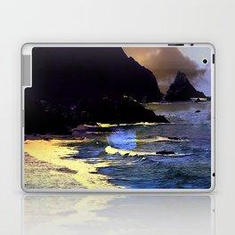 Gold Beach On The Oregon Coast Laptop & iPad Skin